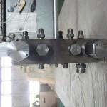 Гидравличесская часть бурового станка СКБ