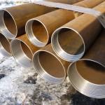 Обсадные трубы – пластик или металл? (часть 1)