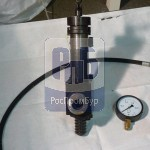 Линия нагнетания к насосу НБ-4 (2)