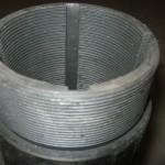Ловильный колокол рабочая часть