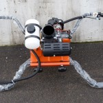 Комплект мотобур со шнеками вариант №2