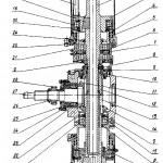 Вращатель бурового станка СКБ-41