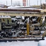 Буровая установка ПБУ-2 (УК № 1501-01)