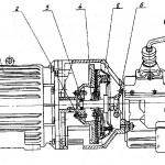 Сцепление станка СКБ-41
