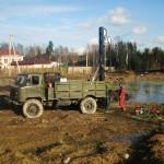 Буровая на базе ГАЗ-66 – надежный и недорогой инструмент