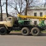 Буровая установка ЛБУ-50