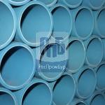 Материал обсадной пластиковой трубы