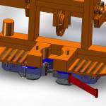 Монтаж вспомогательного бурового оборудования на буровую установку
