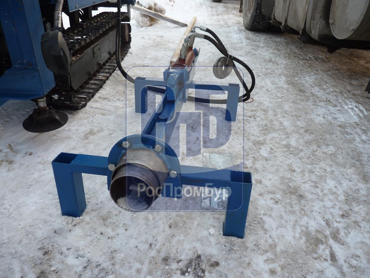 Переносной керноизвлекатель ГК-2Т на БРС