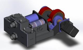 Буровой-насос-Вектор-НП-30-180-3д-модель (2)