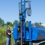 Конструкция скважины на воду в Волхове