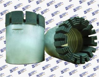 Алмазные коронки для снарядов со съемным керноприемником (ССК) 1