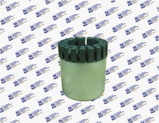 Алмазные коронки для снарядов со съемным керноприемником (ССК) 2