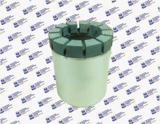 Алмазные коронки для снарядов со съемным керноприемником (ССК) 3