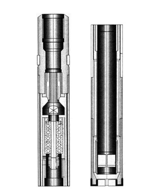 Двойные колонковые трубы