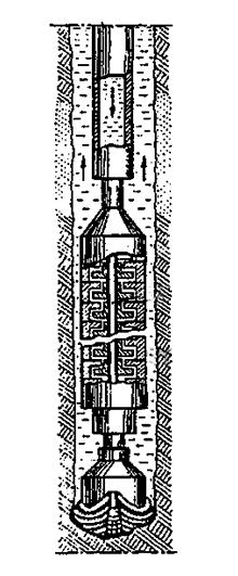 Типы турбобуров