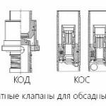 Обратный клапан для обсадной колонны
