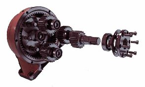 Мотор редуктор планетарный