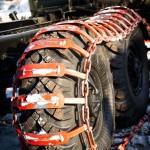гусеницы на колесное шасси