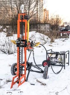 Буровая установка Вектор ВР-1.120