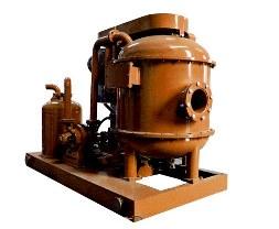 Пример вакуумного дегазатора буровых растворов