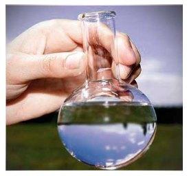 Отбор проб для анализа воды из скважин