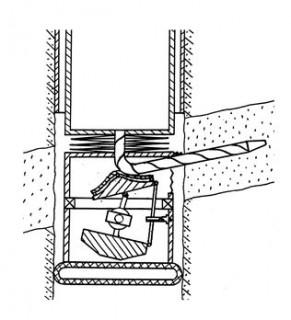 Скважинный гидромонитор