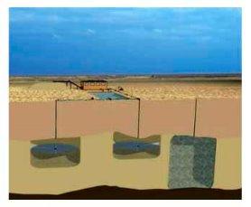 Технологические схемы скважинной гидродобычи