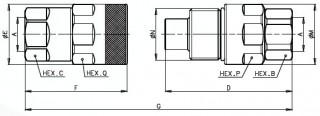 БРС vep-hd размеры