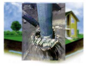 Восстановление водоснабжения в скважине