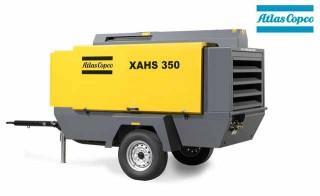 Дизельный компрессор XAHS350