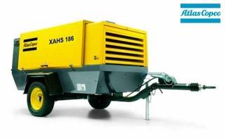 Дизельный компрессор XAHS186