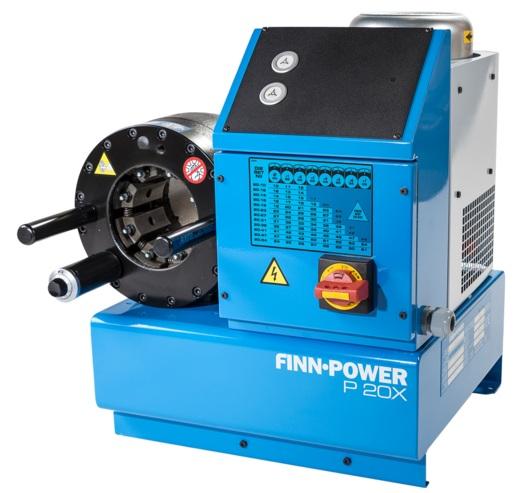 Гидравлический пресс Finn Power P20X