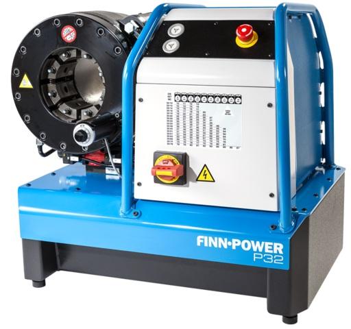 Гидравлический пресс Finn Power P32NMS