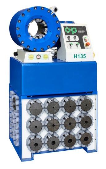 Пресс H135el