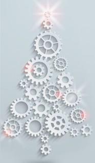 Компания «РПБ» поздравляет с Новым годом и Рождеством!
