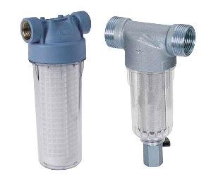 Фильтры грубой и тонкой очистки воды из скважины