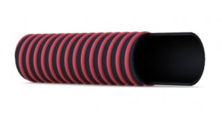 Всасывающий рукав для отвода газов, противоударный Tubigomma ECOSTAR