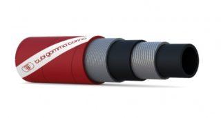Рукав для пара, проволочное усиление Tubigomma CALORSTAR R 210°C ISO 6134 2B