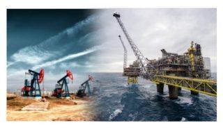 Процесс образования и добычи нефти