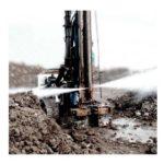 Какие факторы определяют выбор параметров струйного цементирования грунта