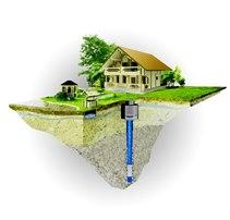 Исследование водоносных горизонтов на участке при помощи специальных инструментов