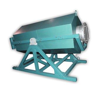 Процедура термодиффузионного цинкования металлических деталей