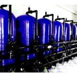 Виды промышленных фильтров для воды