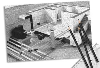 проектирование систем канализации и водоснабжения